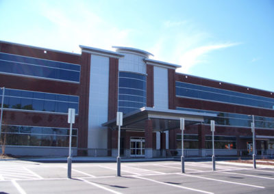 RALEIGH ORTHOPEDIC AMBULATORY SURGERY CENTER AND MEDICAL OFFICE BUILDING